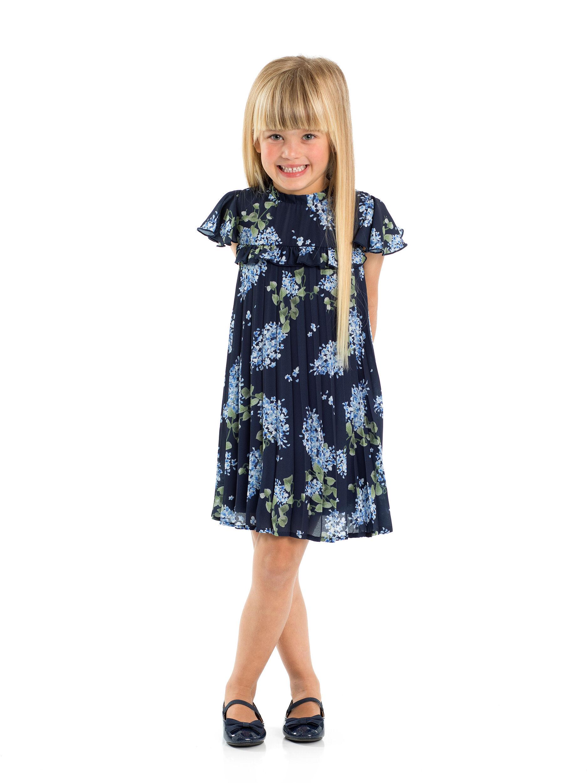 3-7 Girls Polly Dress