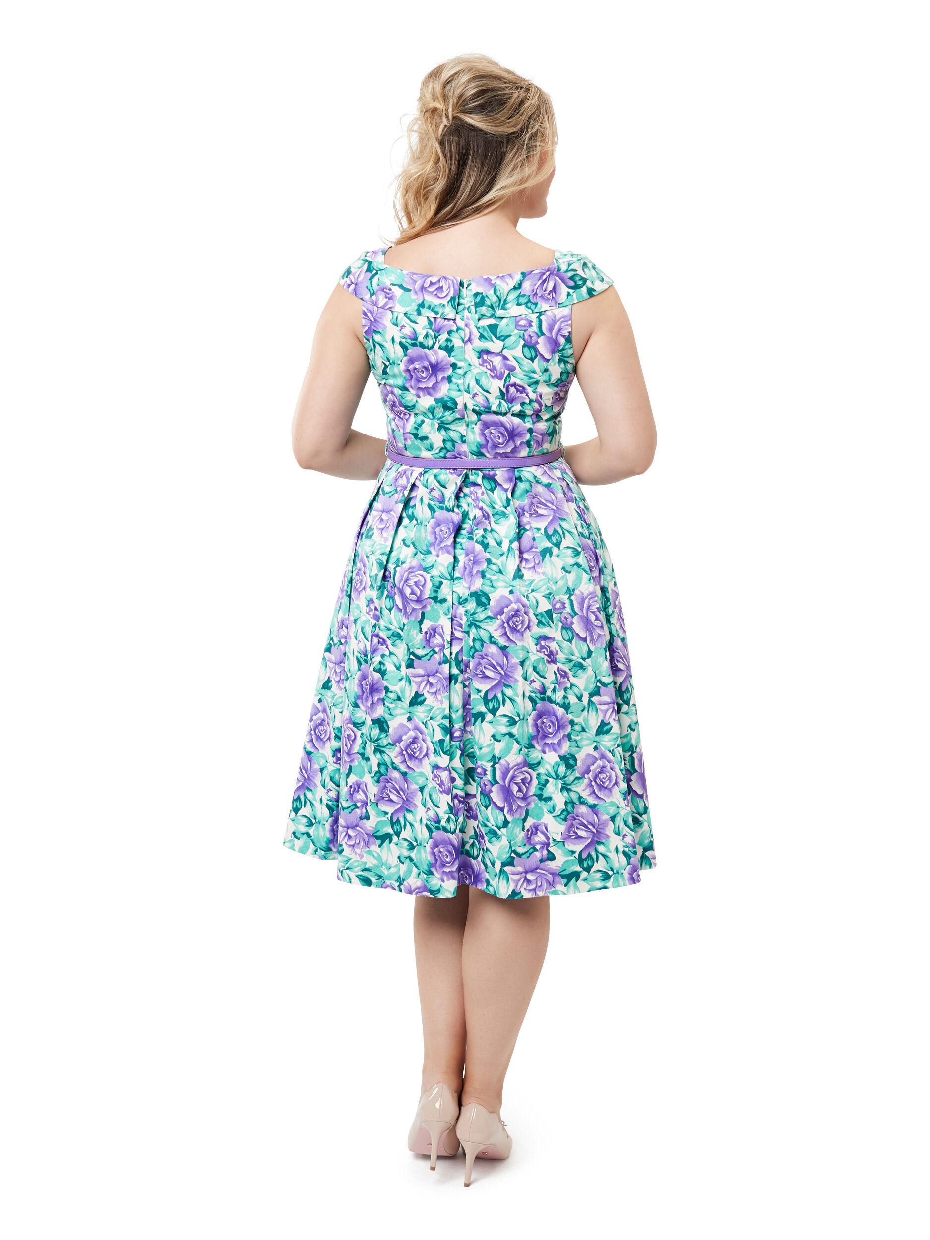 Montford Floral Dress