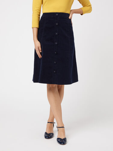 Alexa Cord Skirt
