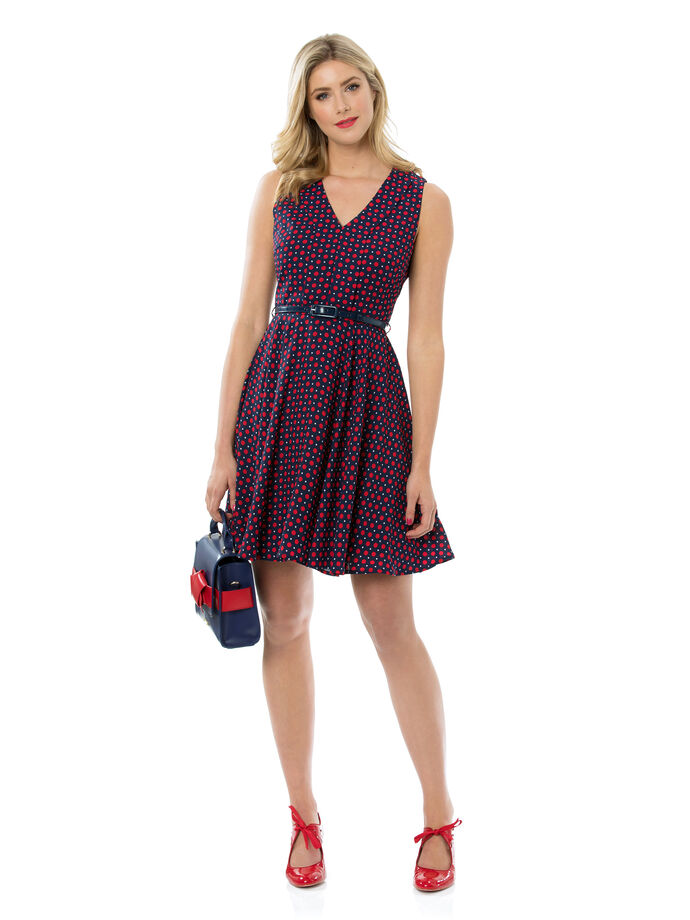 Sailor Spot Dress