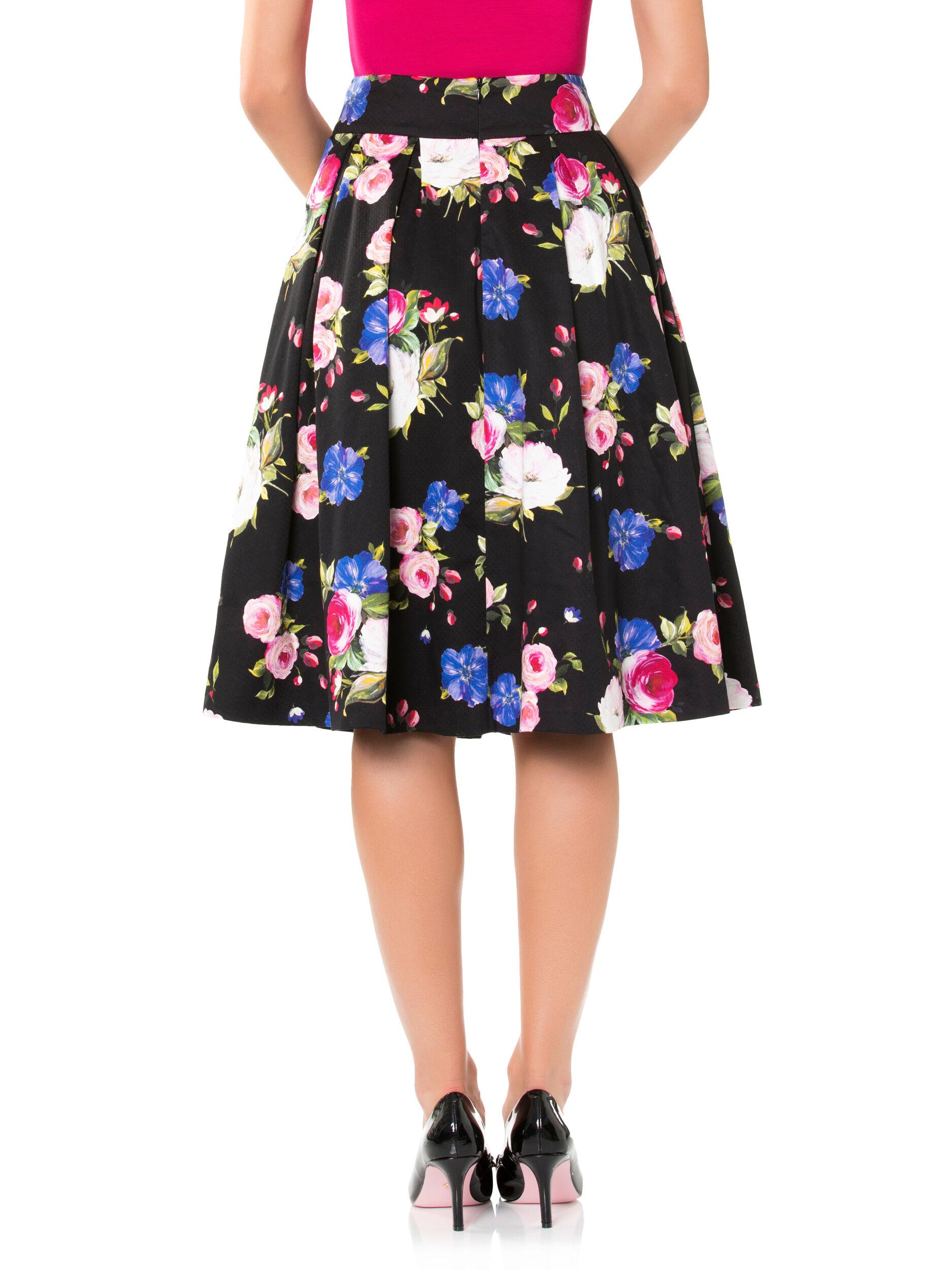 Mi Amore Floral Skirt