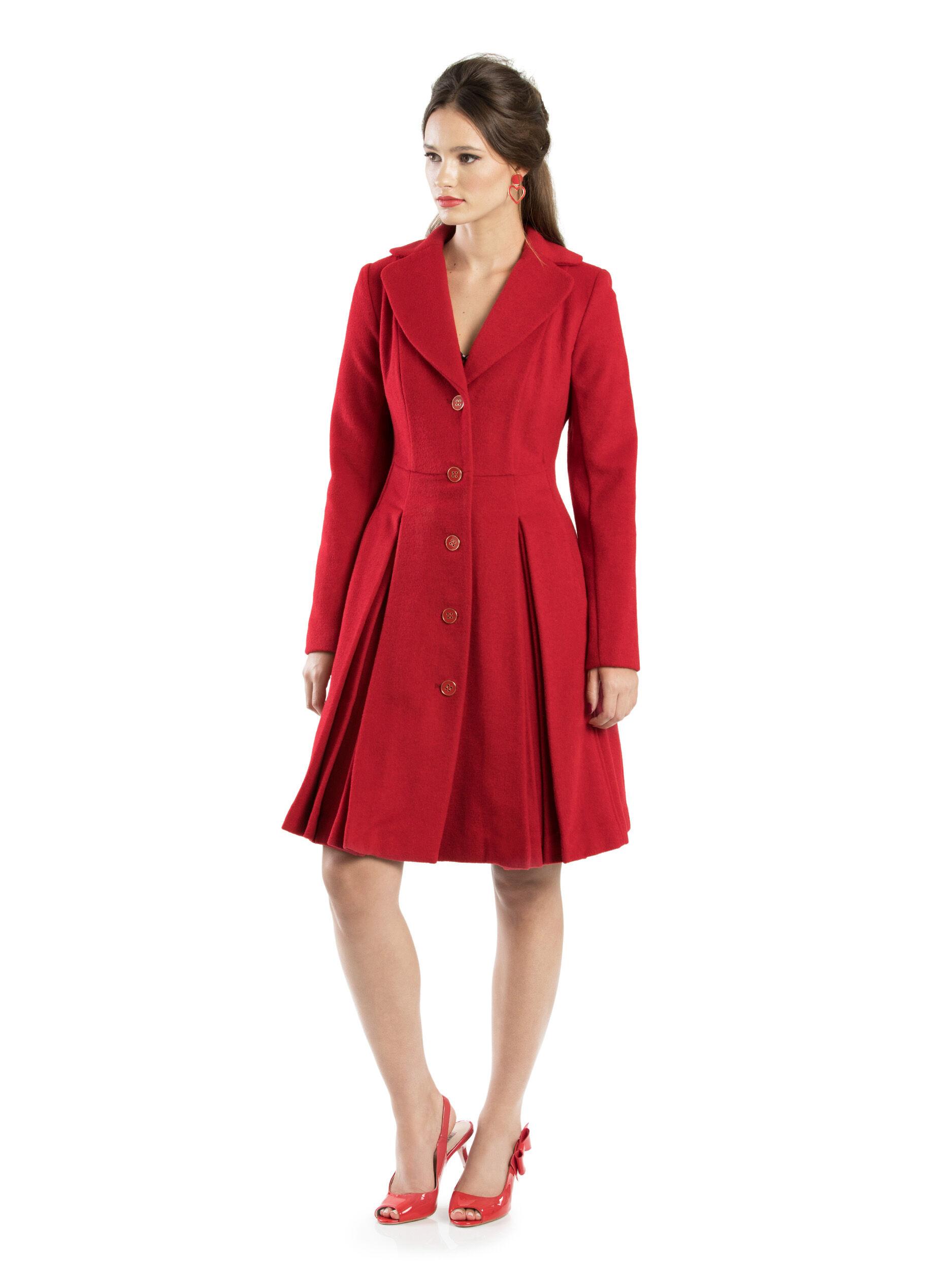 Mina Coat