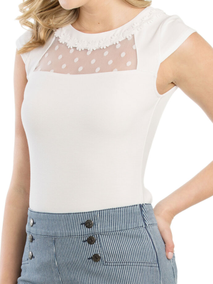 Sweet Daisy Top