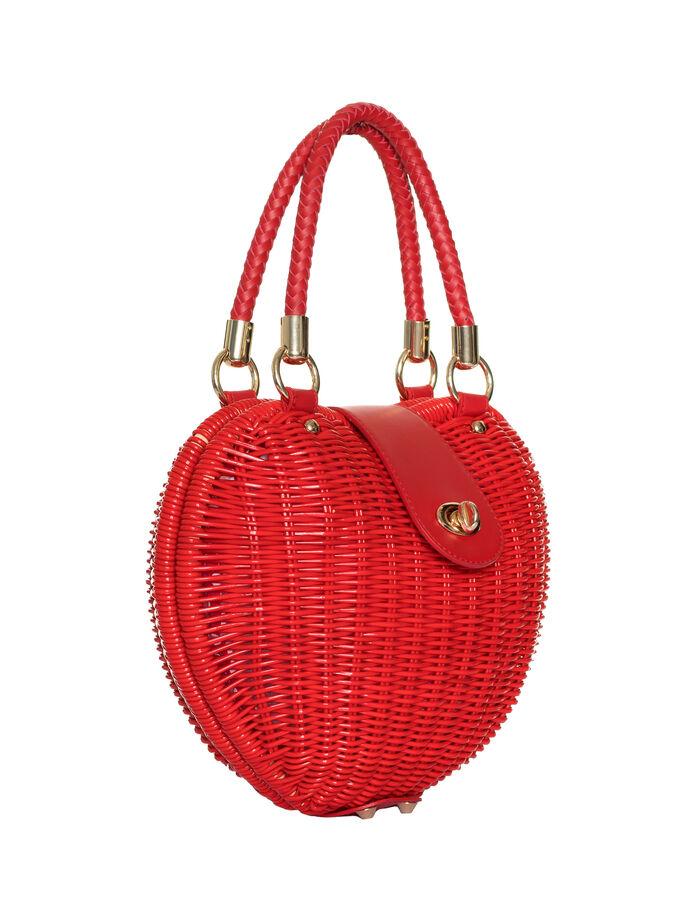 So In Love Wicker Bag