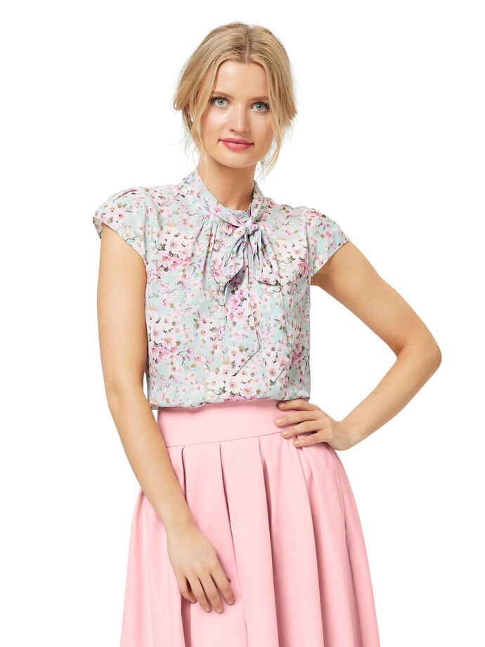 Falling Blossom Top