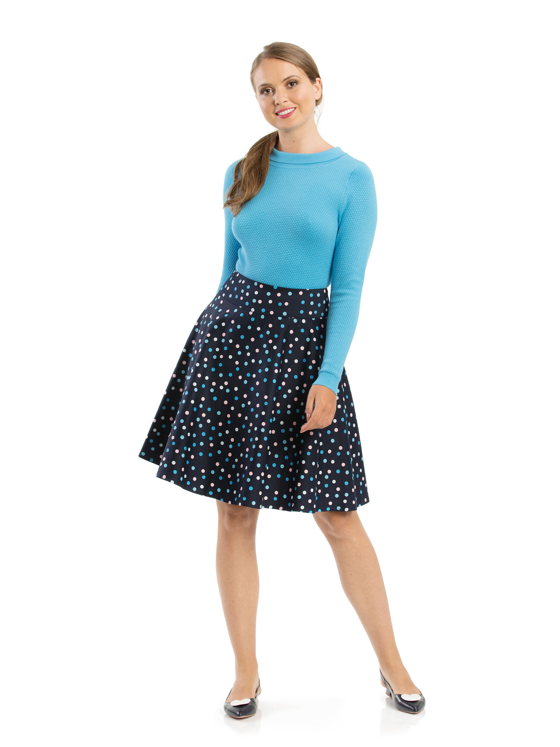 Orion Spot Skirt