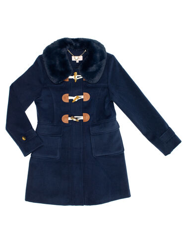 8-14 Girls Portobello Coat