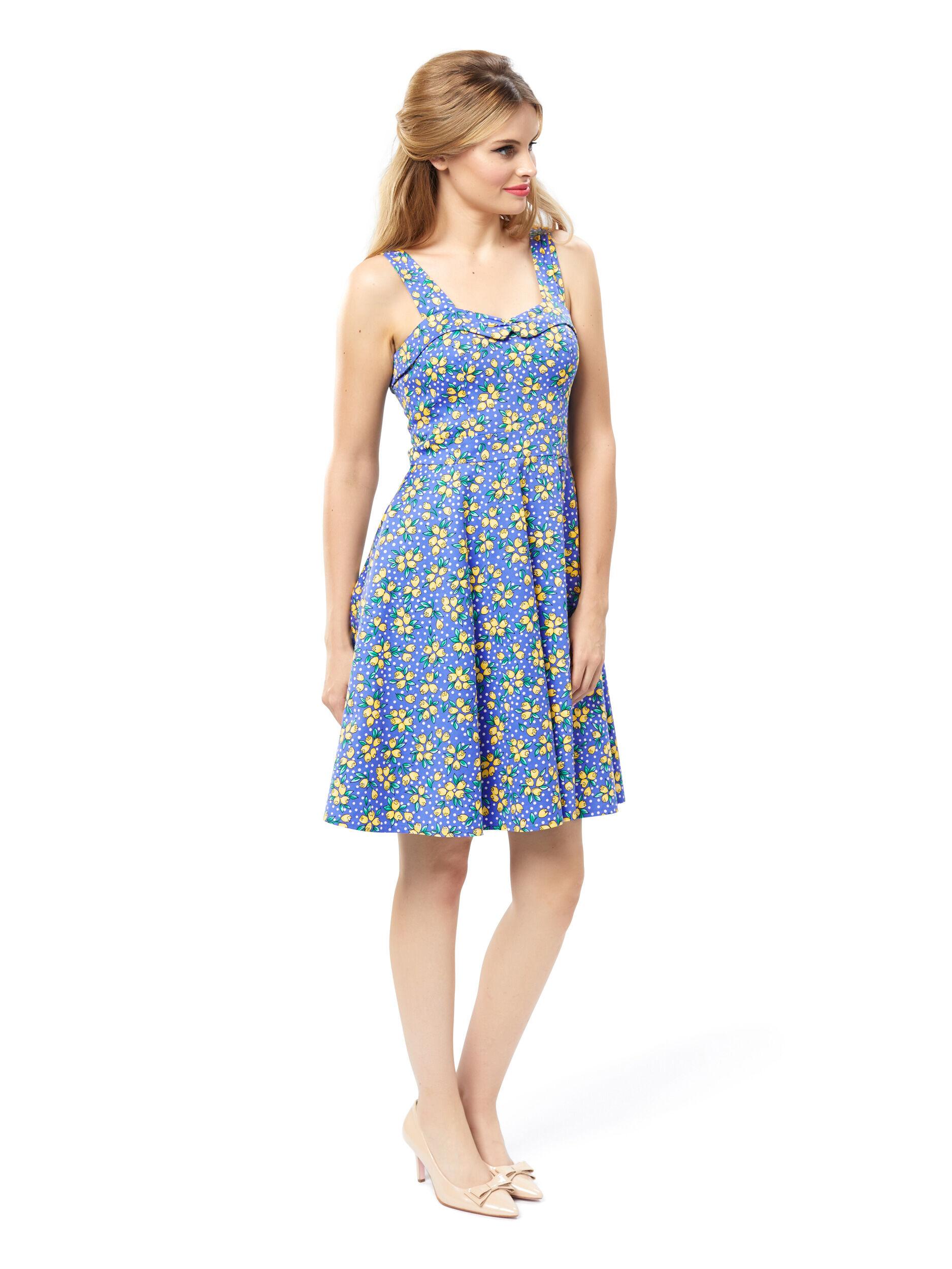 Sweet Lemonade Dress
