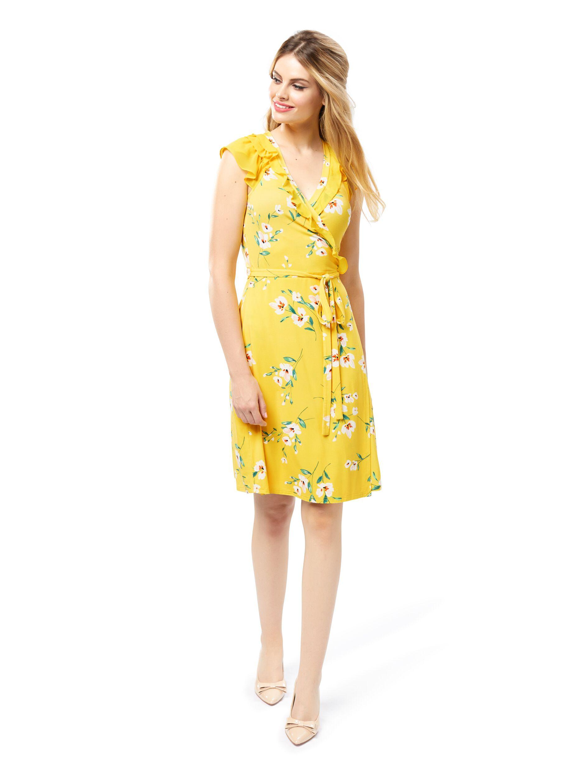 Buttercup Meadow Dress