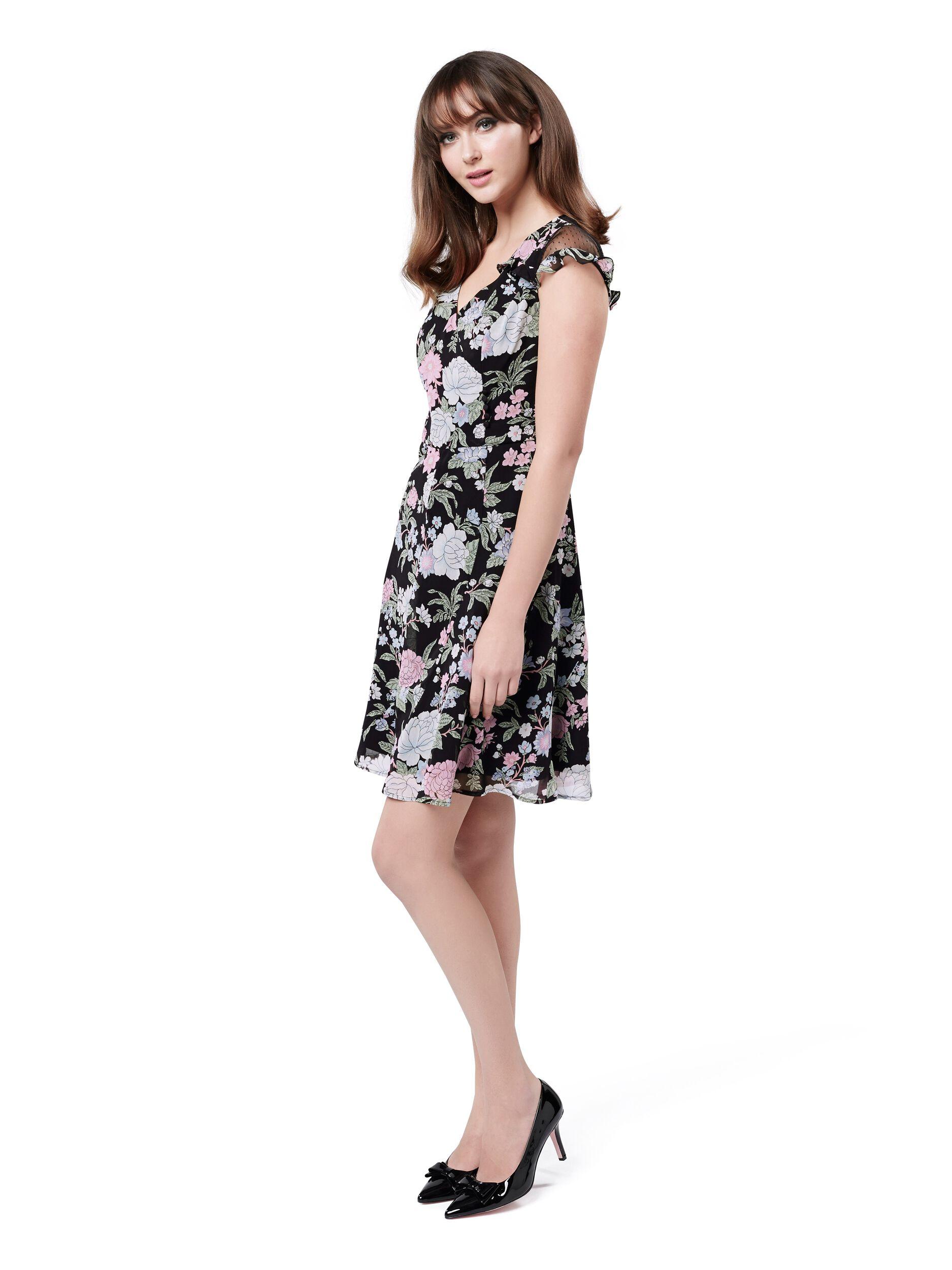 Beatrix Floral Dress