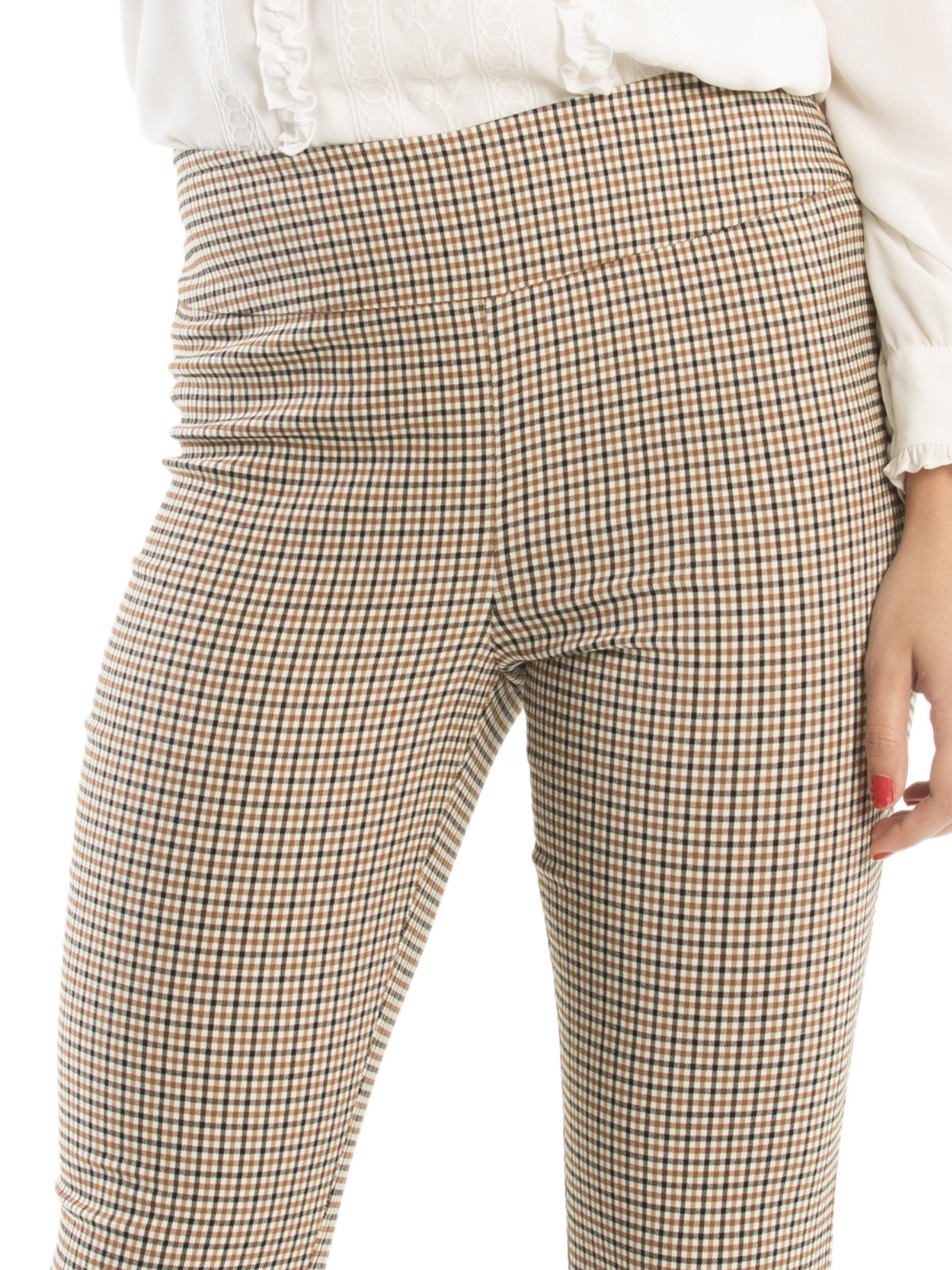 Chelsea Check Pants