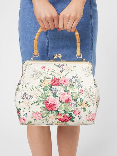 Yvette Floral Bag