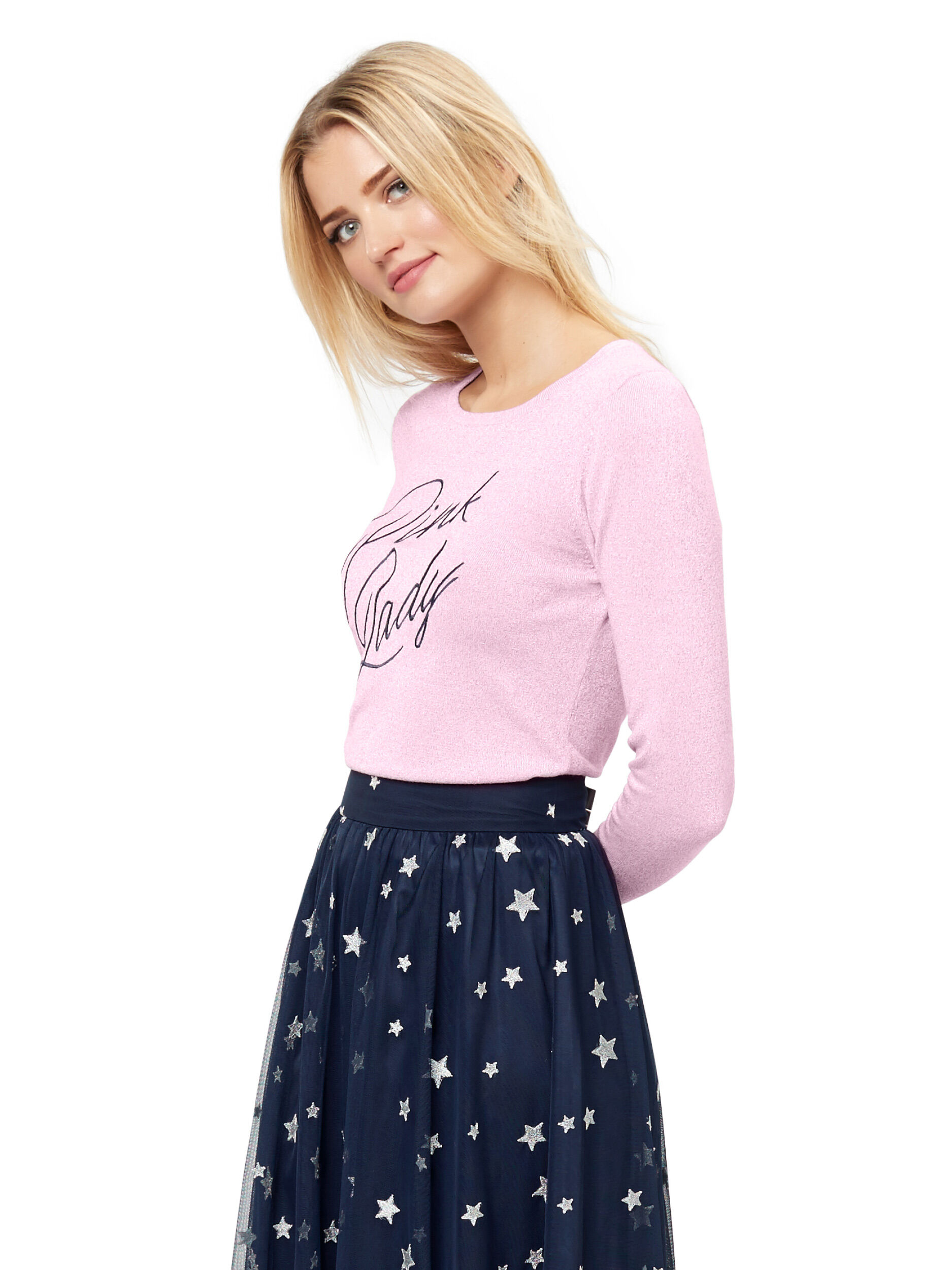 Pink Lady Jumper
