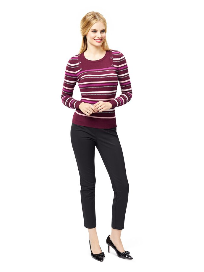 Stripe It Up Jumper