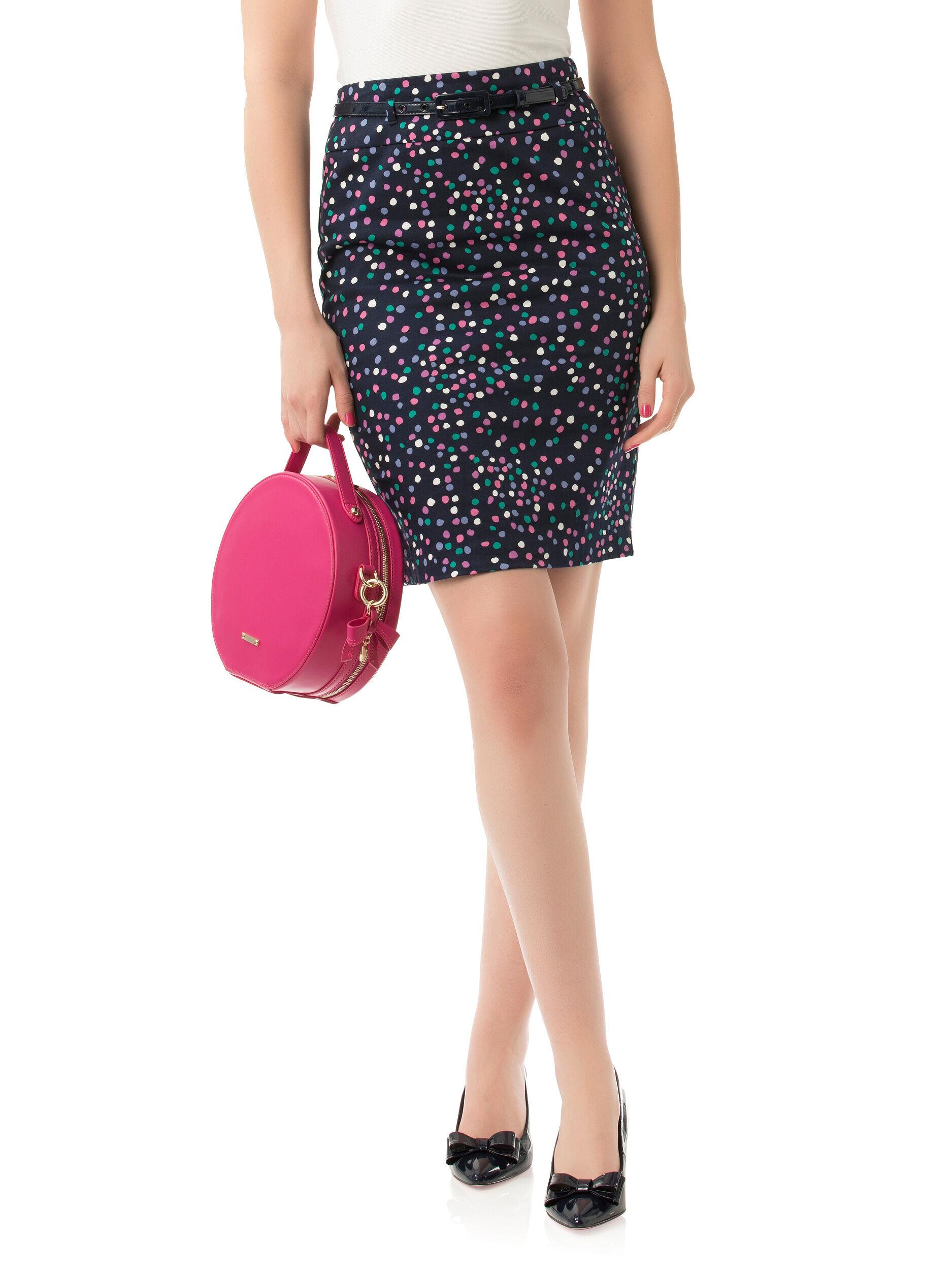 Popsicle Spot Skirt