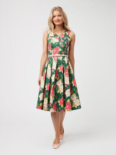 Harmony Floral Dress
