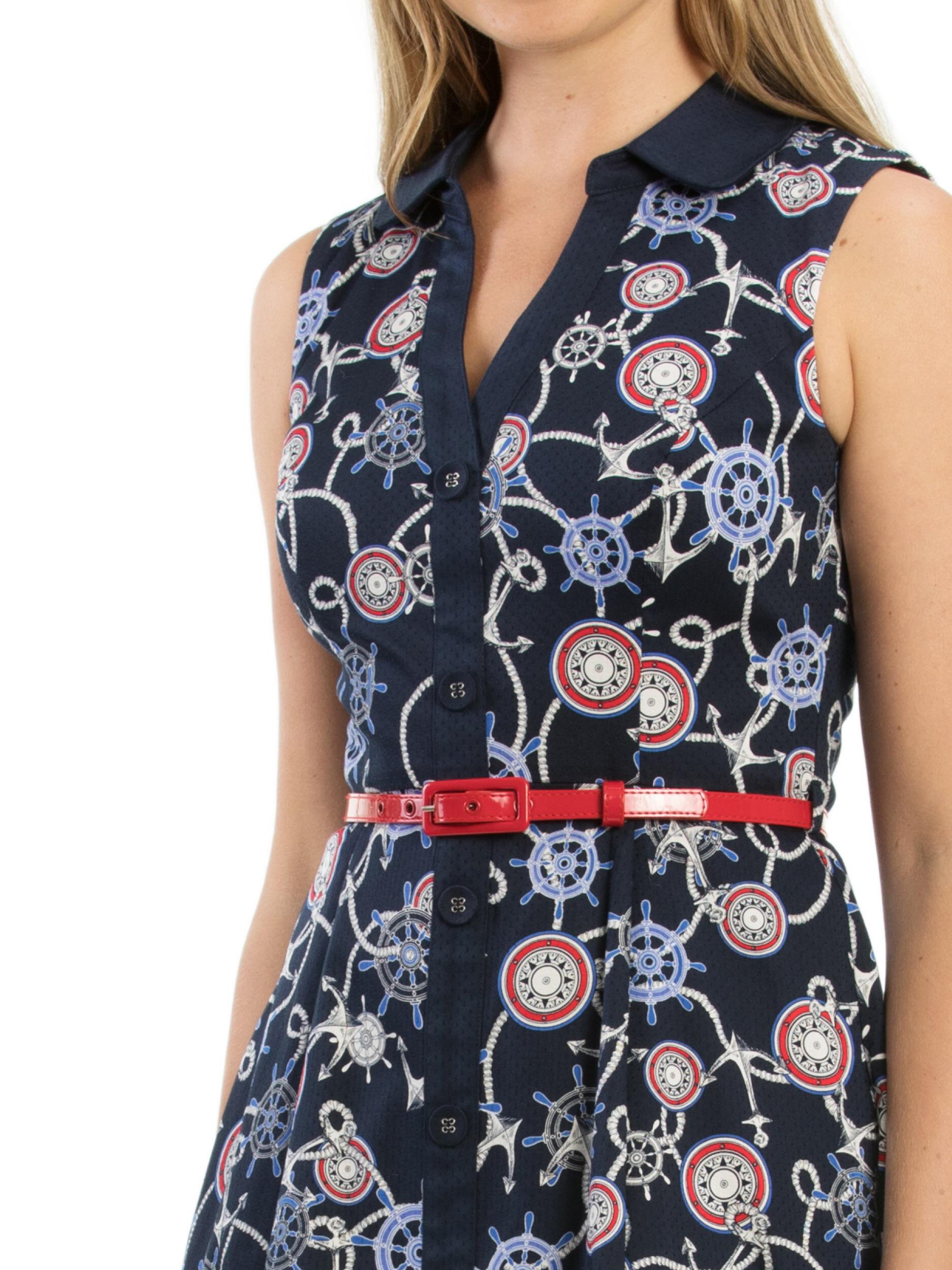 Aurelia Shirt Dress