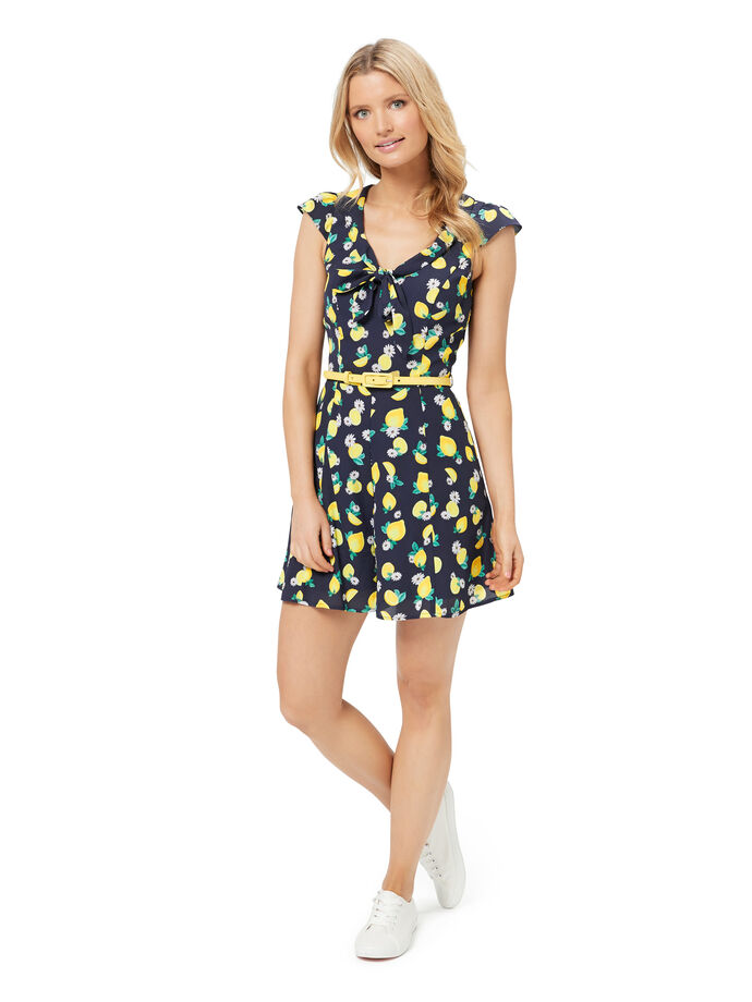 Lemon Squeeze Playsuit