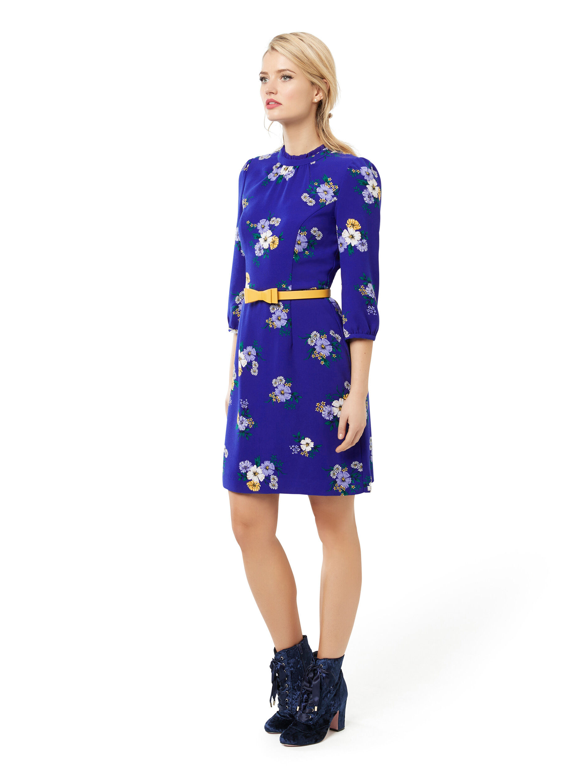 Ode To Florals Dress
