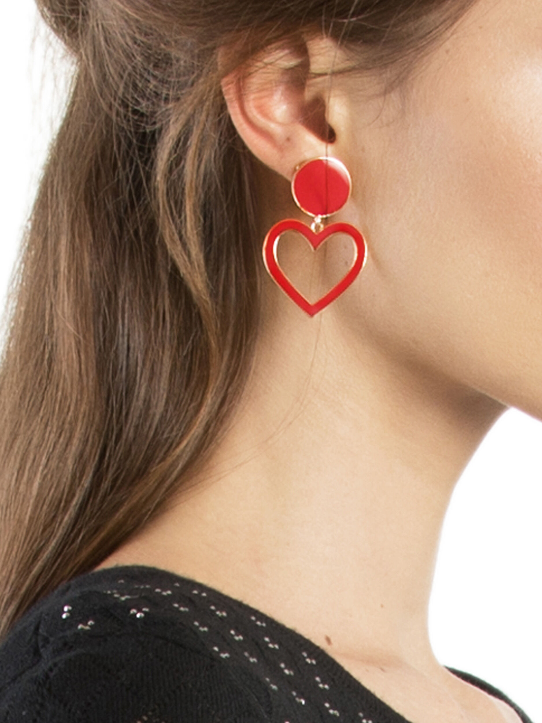 Long Time Love Earrings