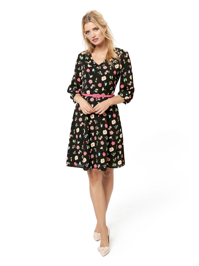 Floral Rush Dress