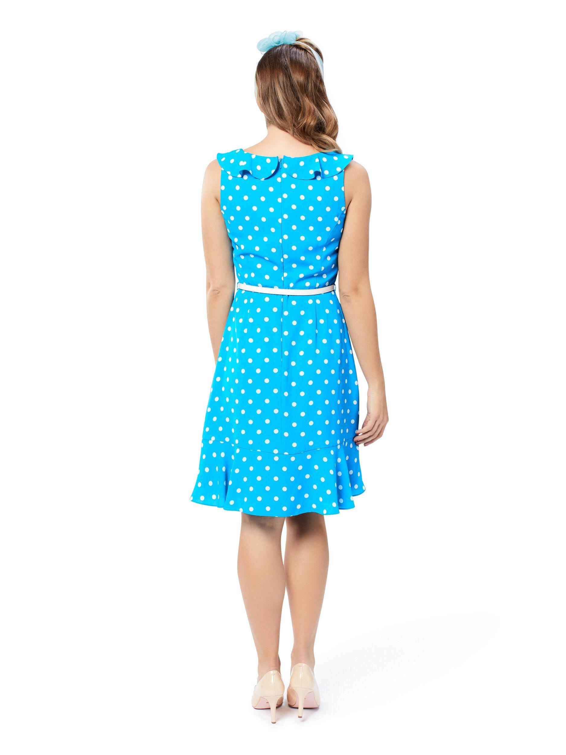 Serita Spot Dress