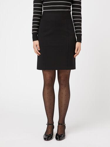 Twiggy Ponte Skirt