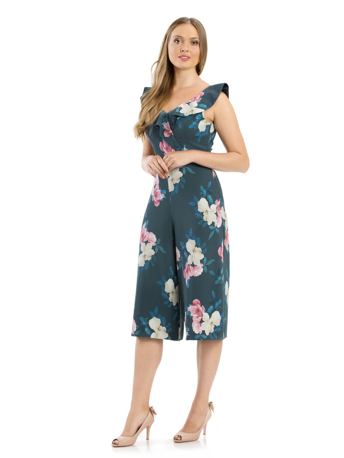 Whisper Floral Jumpsuit
