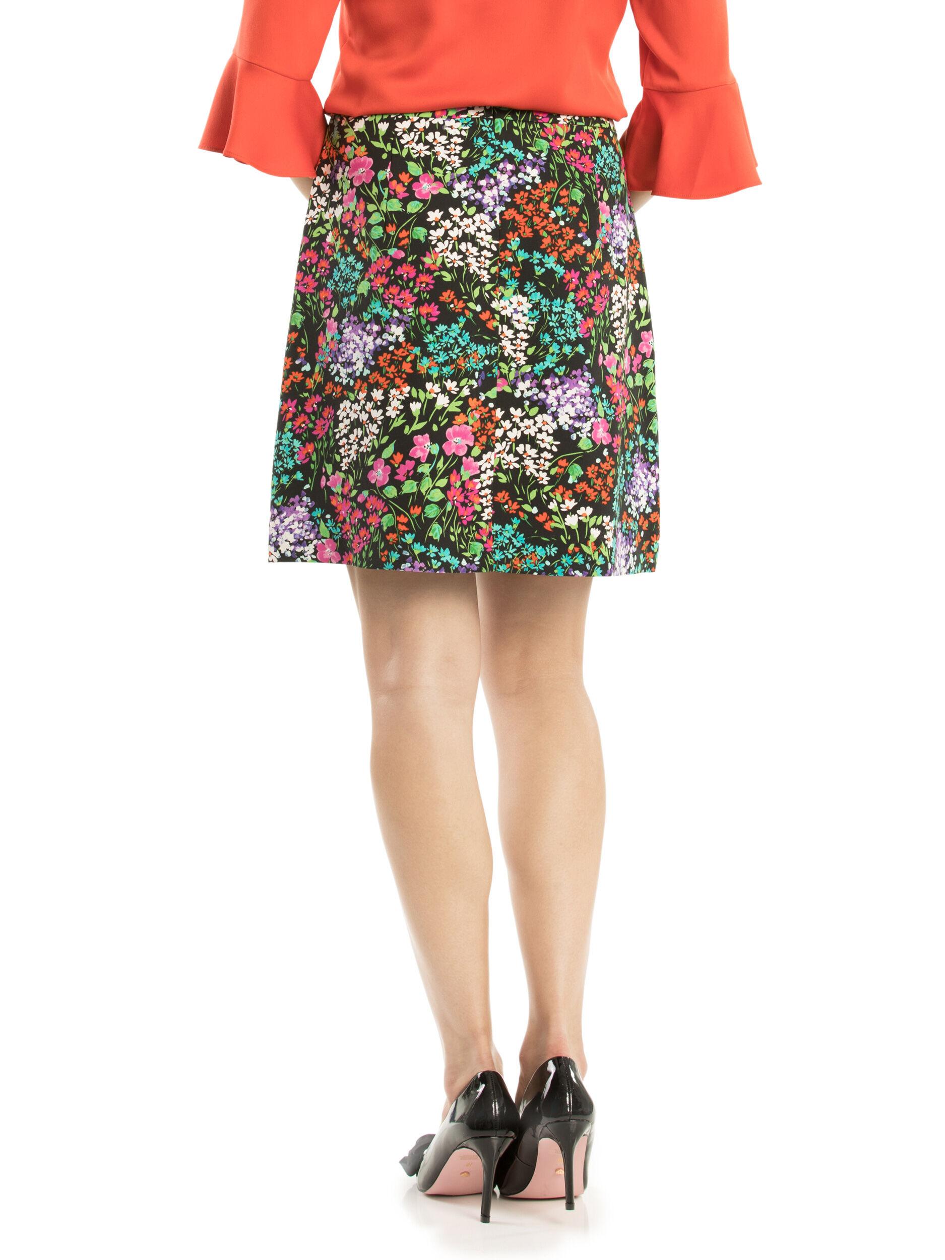 Astrid Floral Skirt