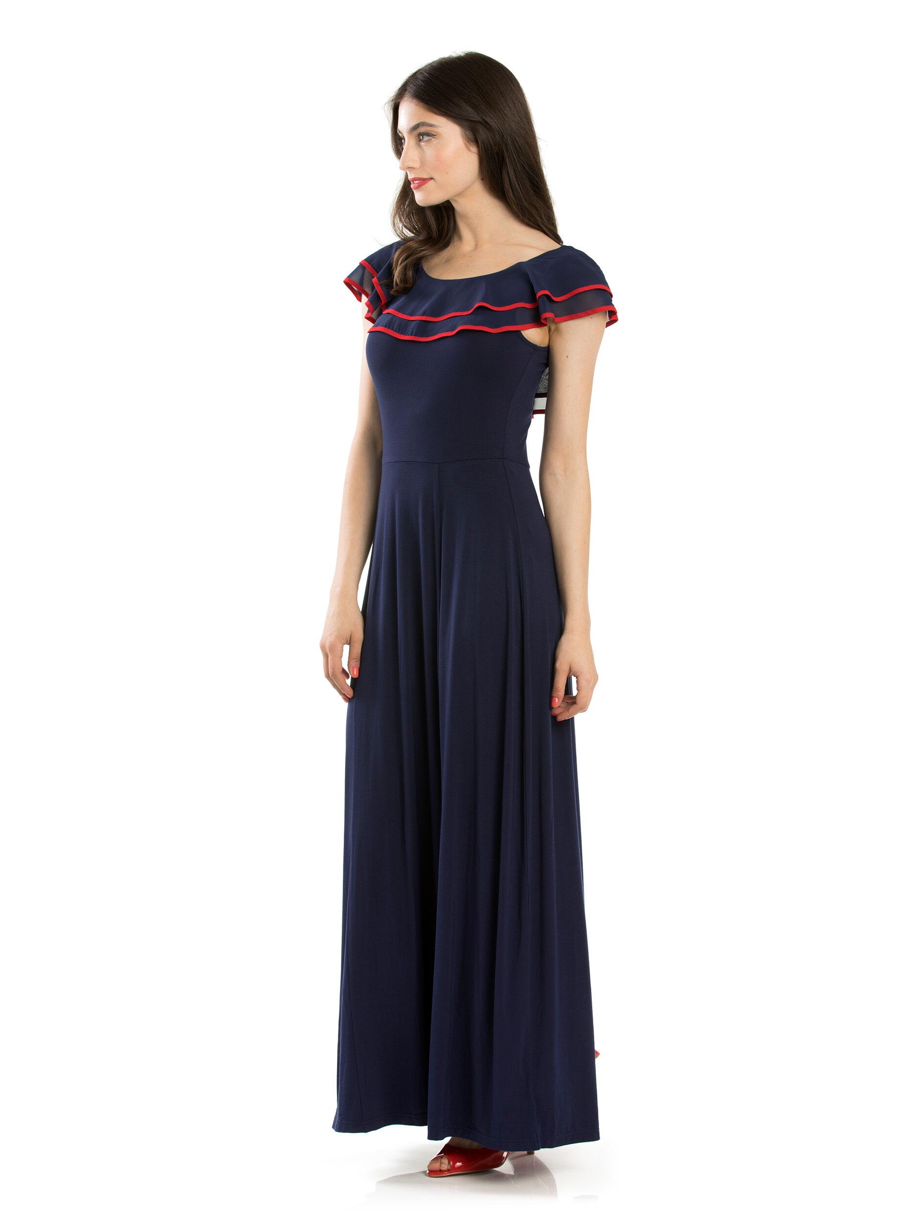 Holiday Maxi Dress