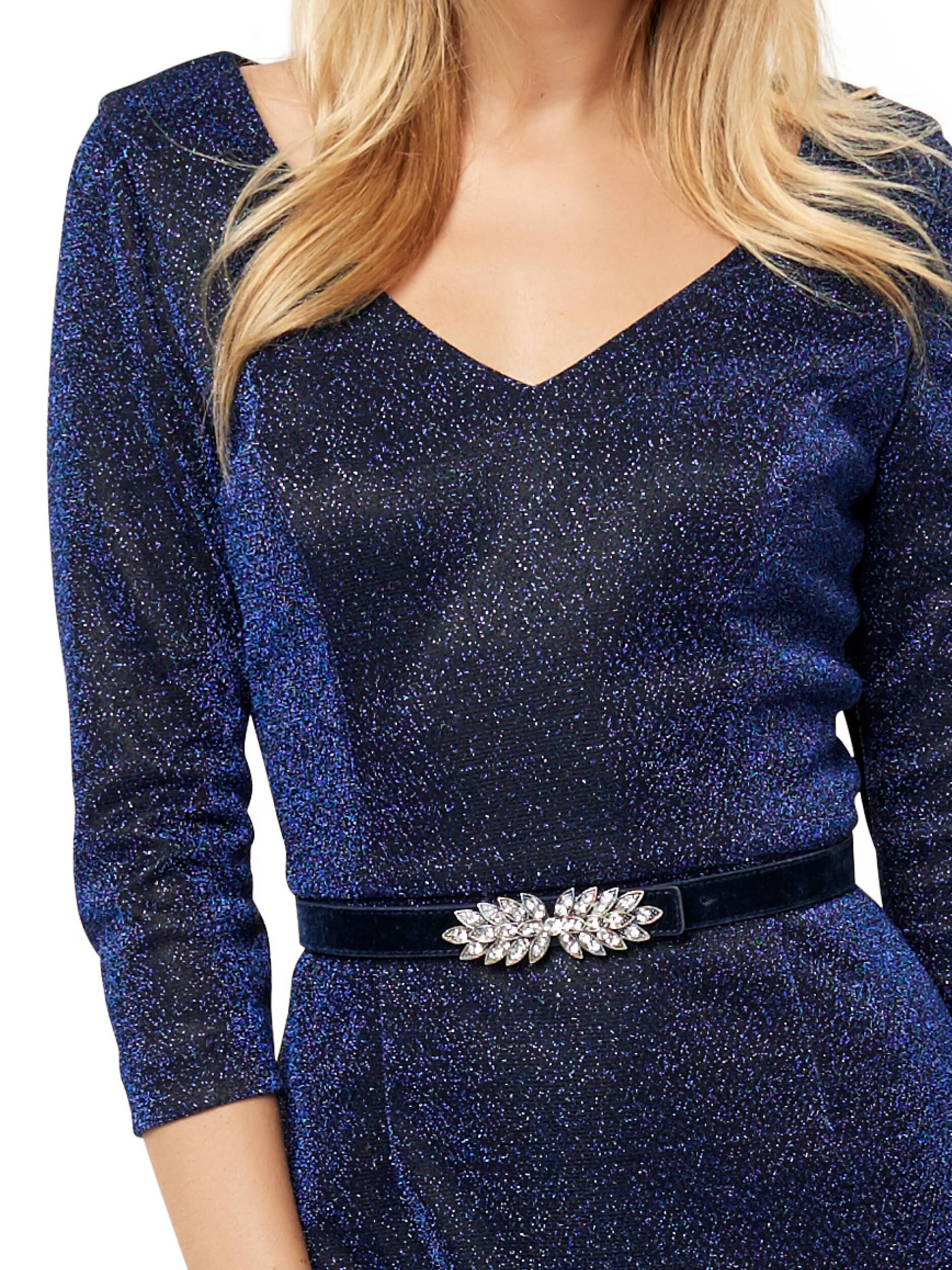 Night Shimmer Dress