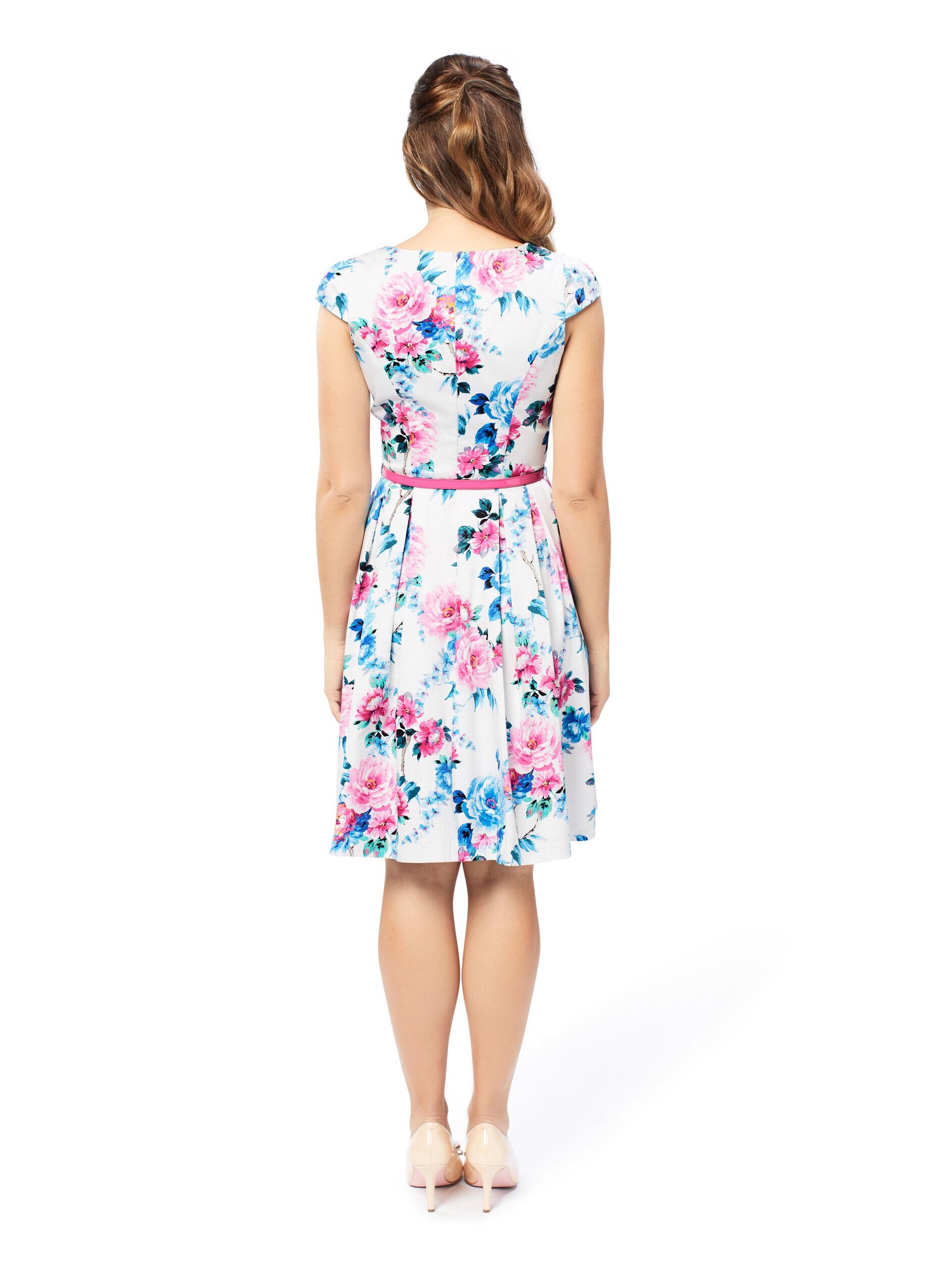 Santorini Dress