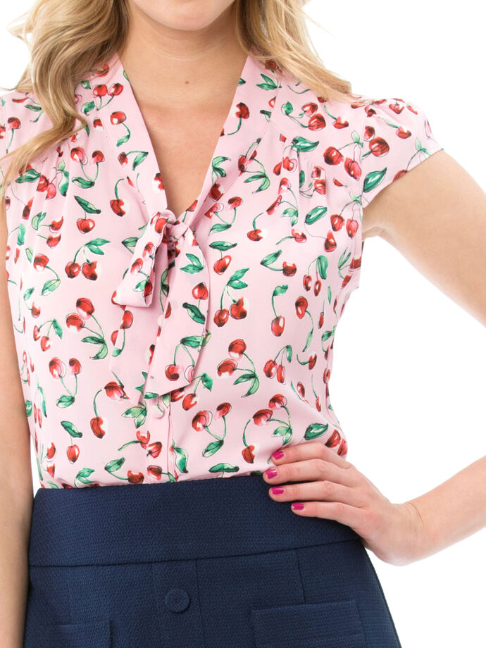 Cherry Delight Top