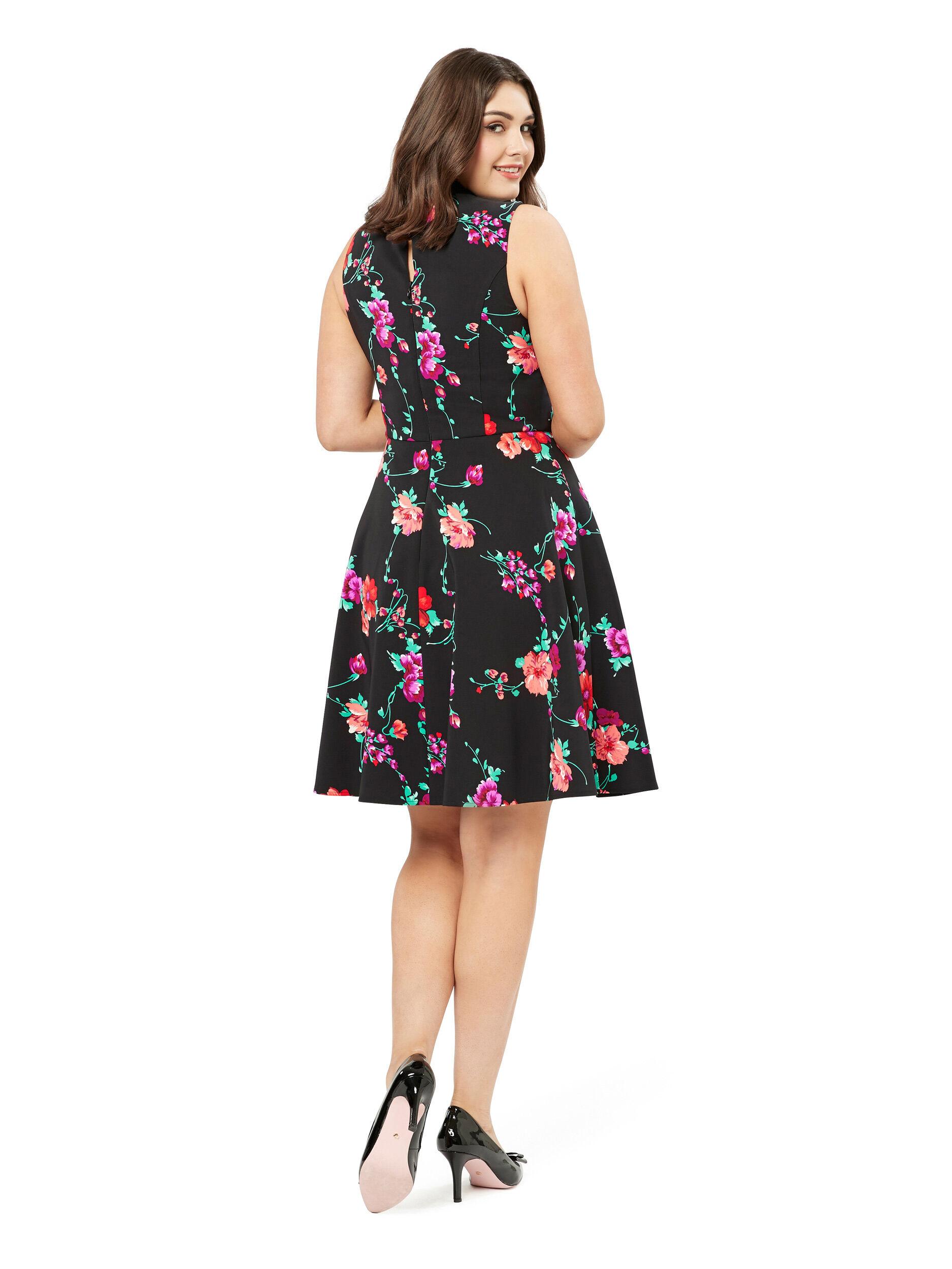 Hera Floral Dress