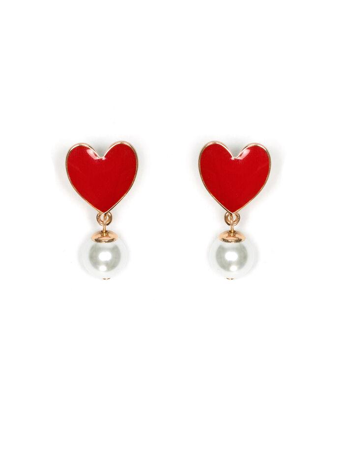 Love Drop Earring