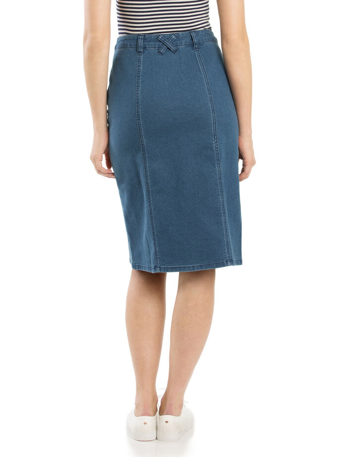 Carmello Denim Skirt