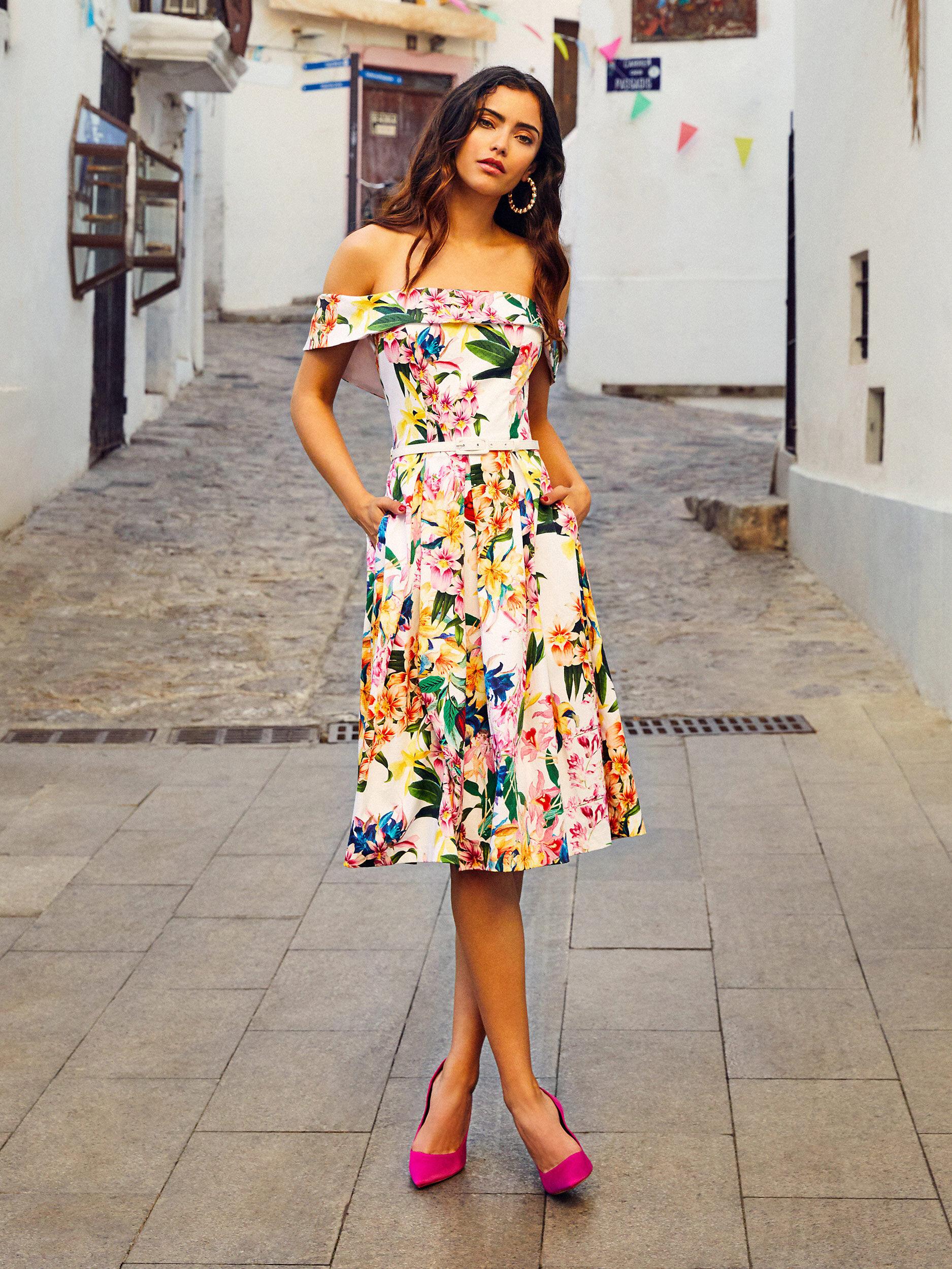 Passion Flower Dress