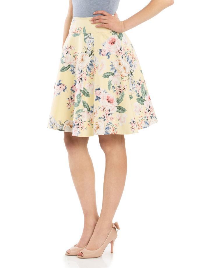 Neroli Floral Skirt