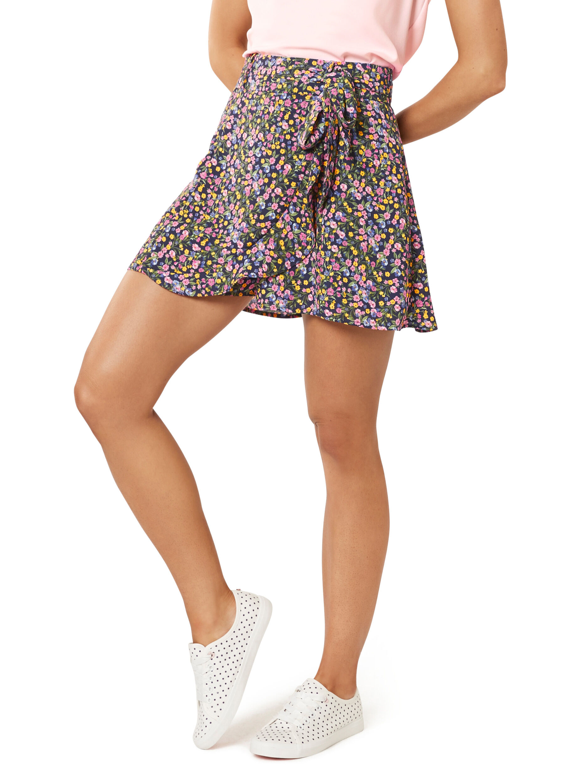 Womens Simply Yours Skort