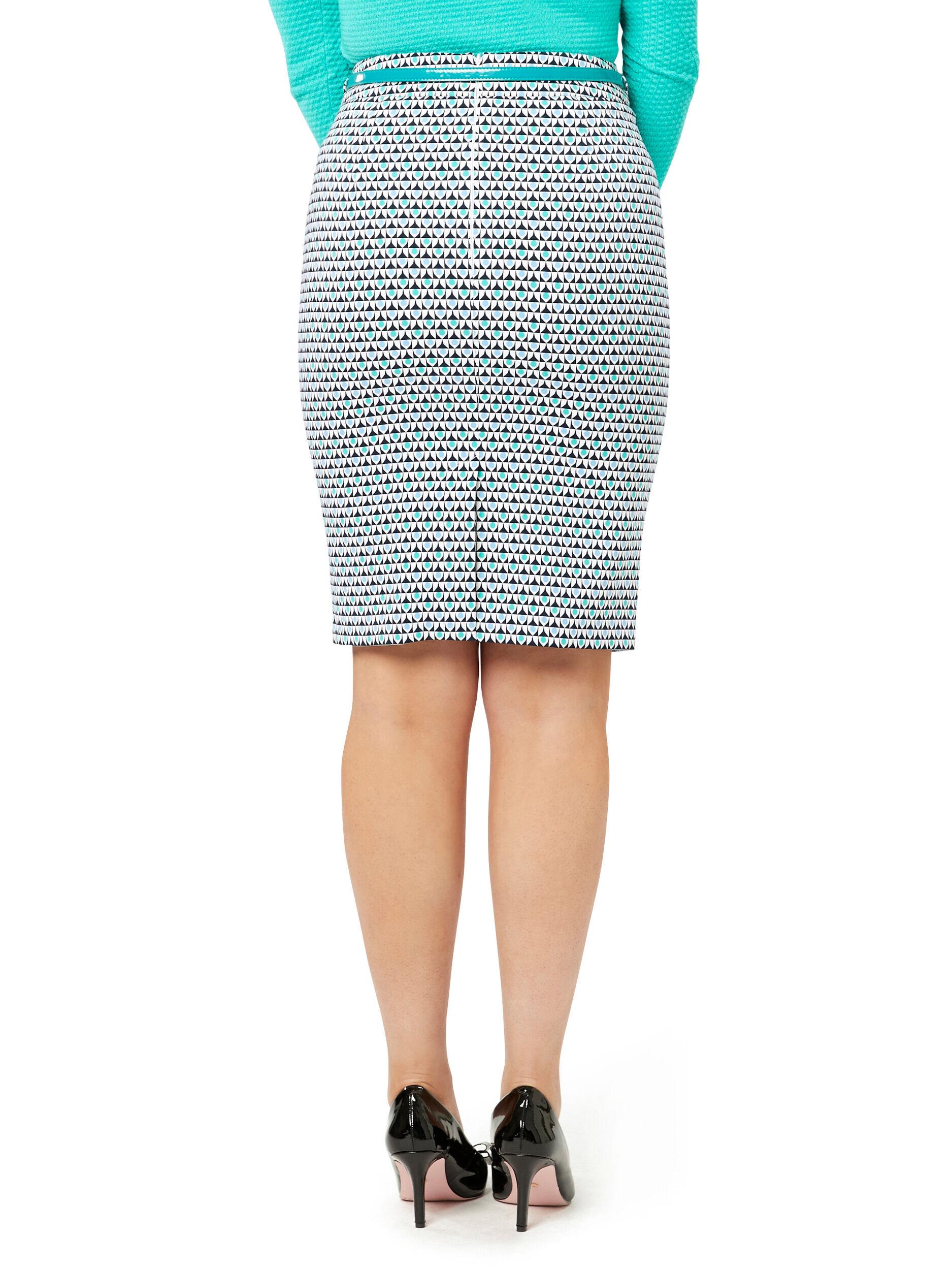 Georgia Geo Skirt