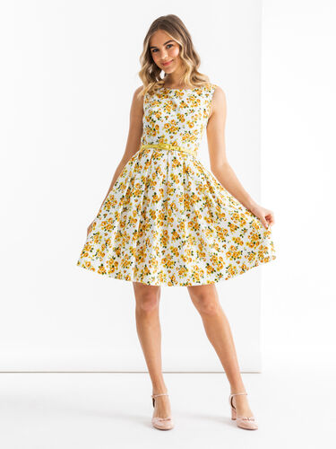 Clementine Floral Dress