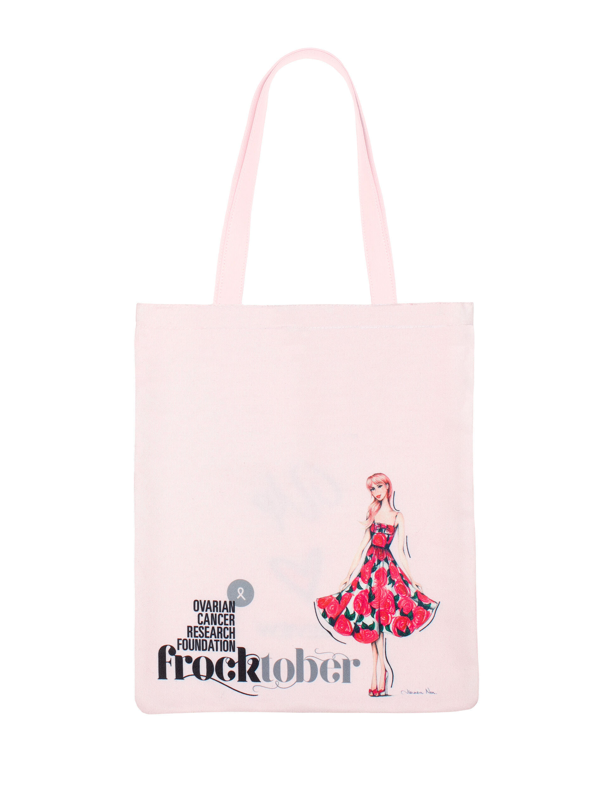 OCRF Frock Up Tote