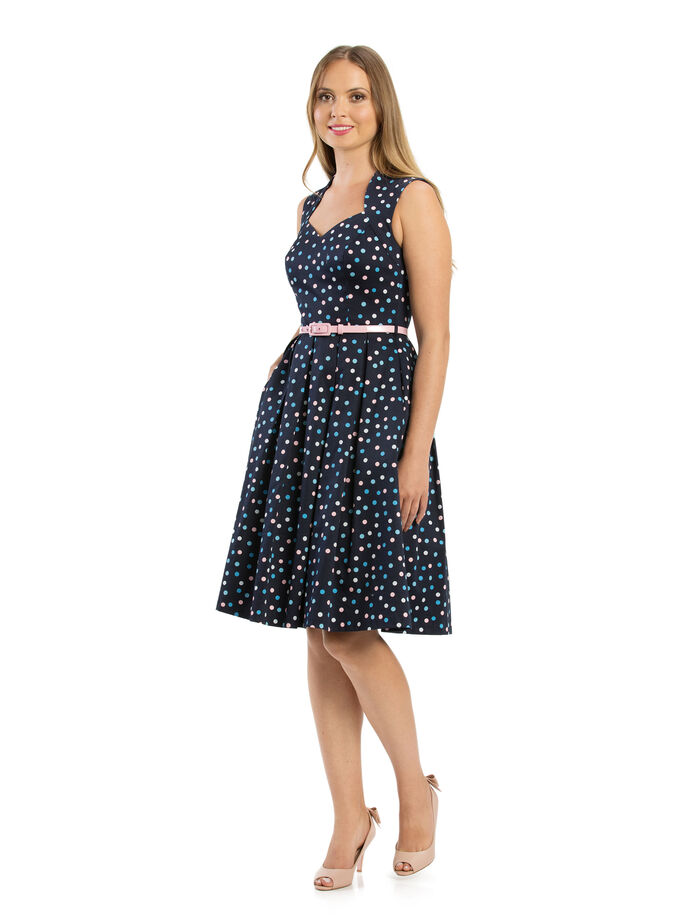 Orion Spot Dress