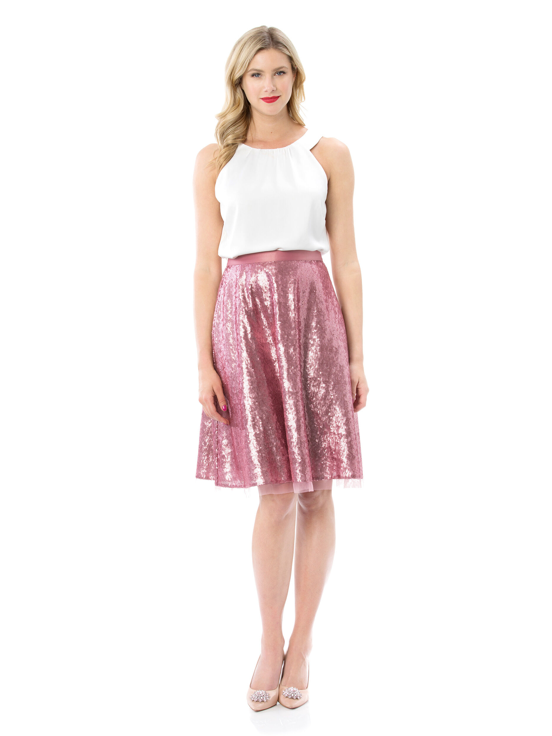 Glimmer Skirt