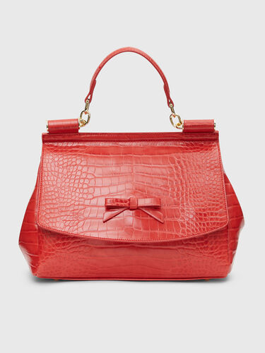 Madeline Croc Bag
