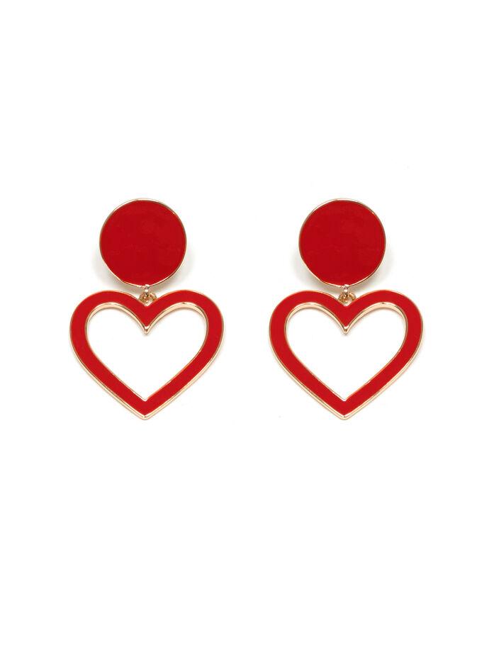 Long Time Love Earrings
