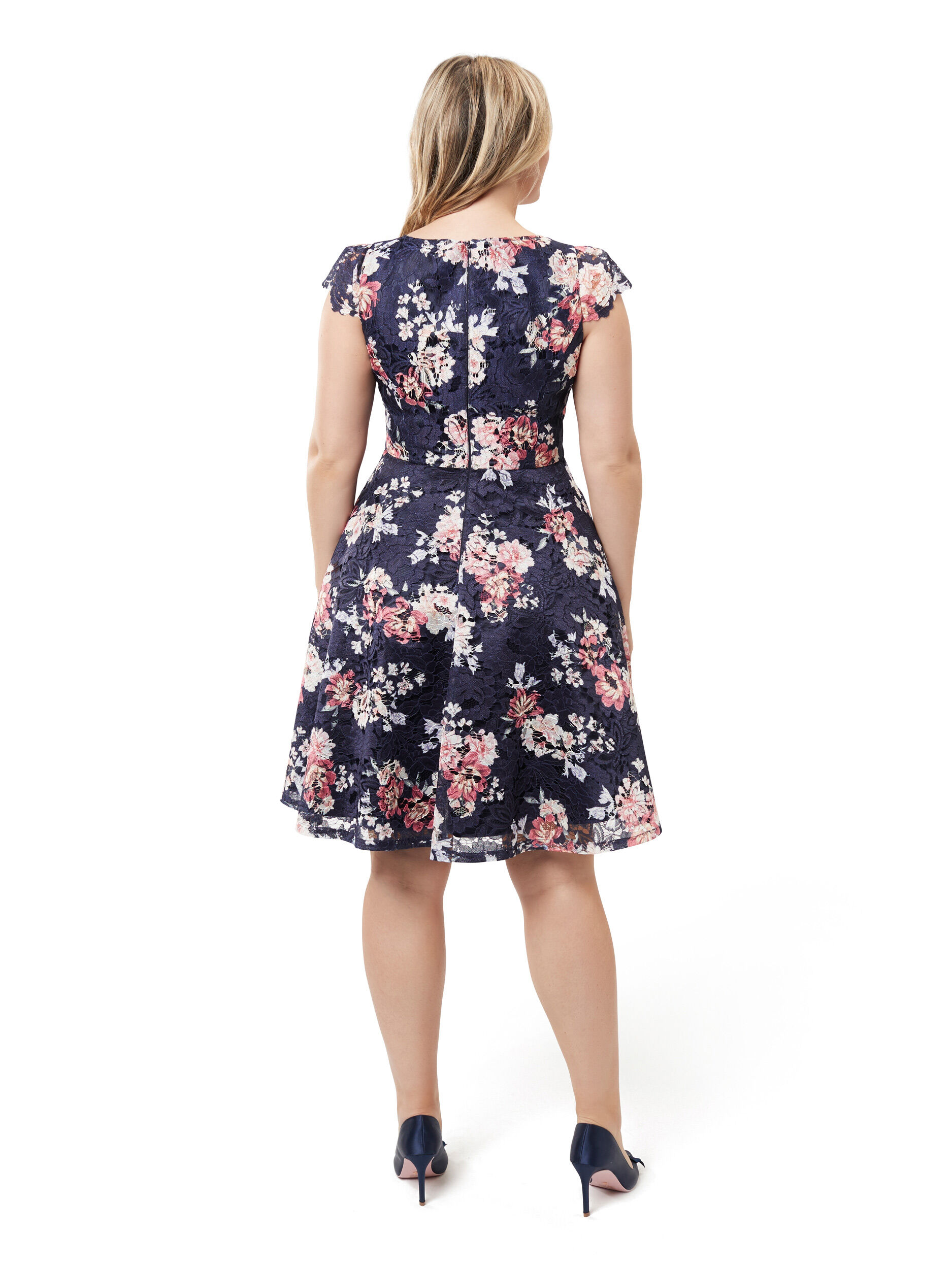 Radiance Blossom Dress