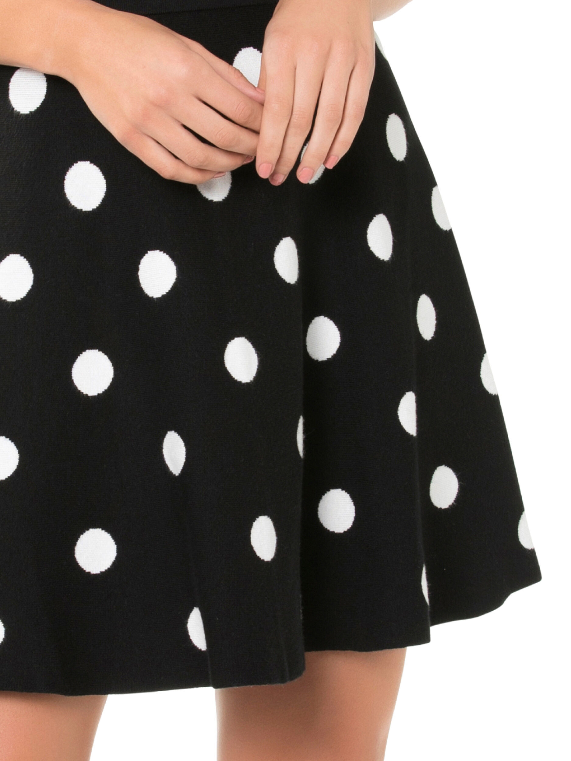 Sally Spot Skirt