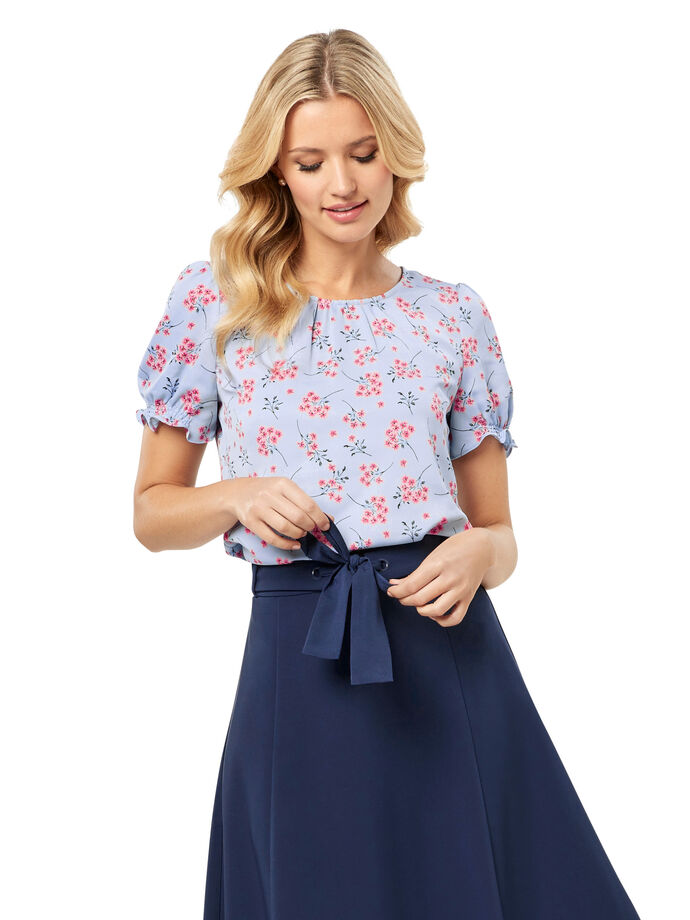 Beatrix Bouquet Top