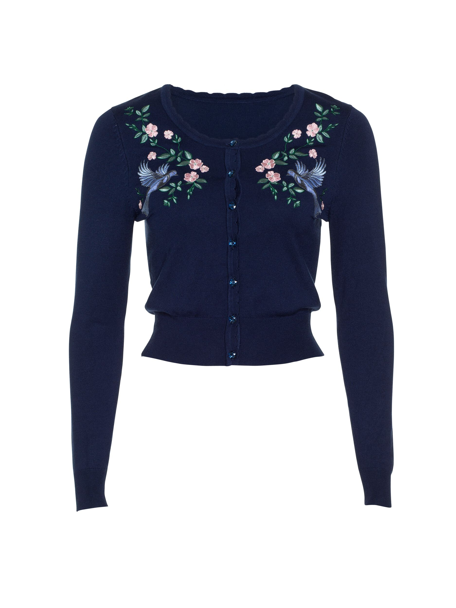 Flutter And Fly Cardi